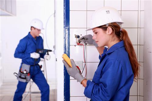staff employment handbook electrician